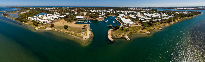 mandurah-aerial-photography-mandurah-quay-resort